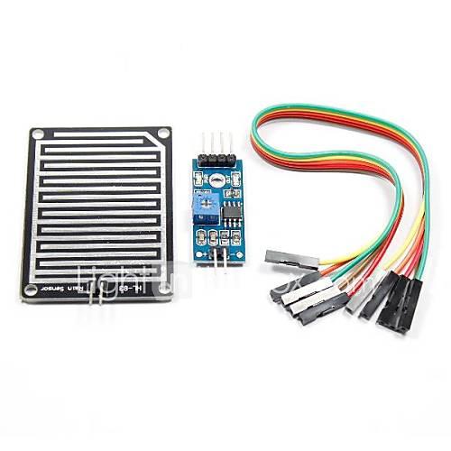 cg05sz 063 capteur de pluie pour pour arduino fonctionne avec un responsable pour arduino. Black Bedroom Furniture Sets. Home Design Ideas