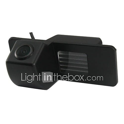 estacionamento-backup-hd-wired-carro-camera-reversa-para-opel-vectra-ninght-versao-waterproof