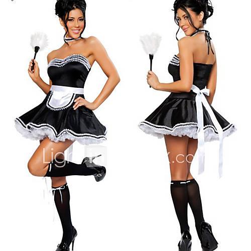 luxo-black-girl-poliester-festa-carnaval-maid-uniform