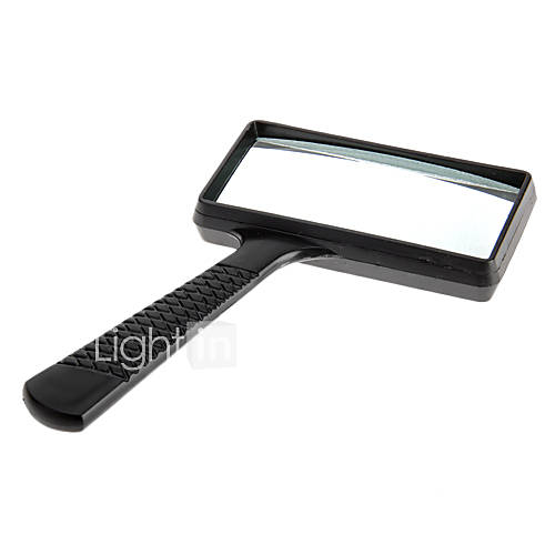 6X Rectangle Handheld Magnifying Glass Magnifier 1109219 2016 – $9