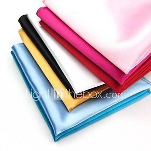 Moda Hombre Hankie Multi Color Descuento en Lightinthebox