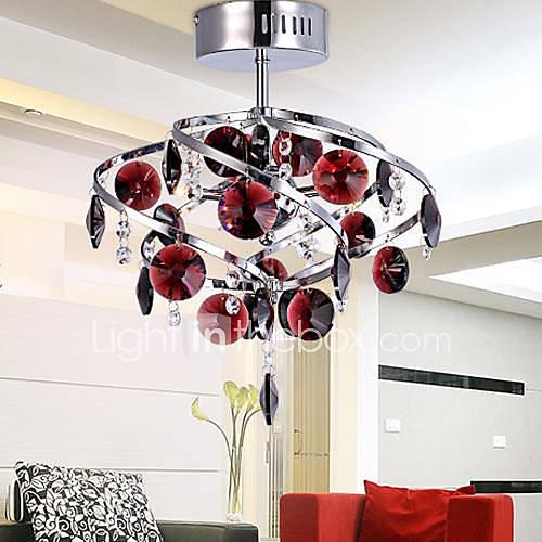 Moderne Loft Lampe Til Stuen   arrangement
