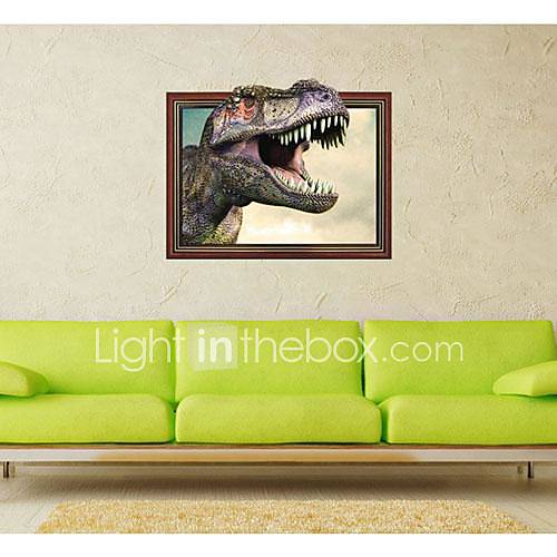 3dthe Dinosaur Wall Stickers Wall Decals 1268291 2016
