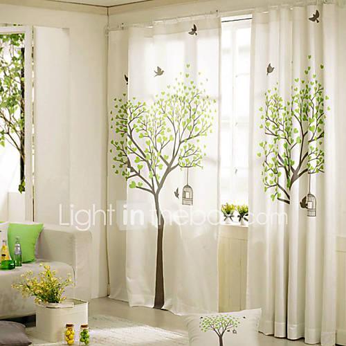 desenhador-dois-paineis-botanica-floral-de-linho-quarto-cortinas-de-painel-de-mistura-de-algodao-cortinas