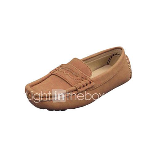 Talon plat Comfort Mocassins Chaussures similicuir enfants (plus de couleurs)