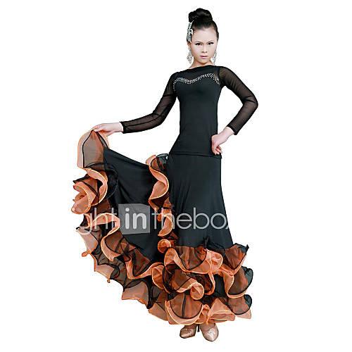 Prestazioni modern dance meryl big swing dress altri colori del