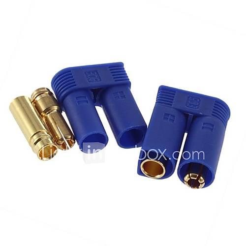 Homme Femme 1 Set EC5 Bullet Connecteurs jacks Neuf