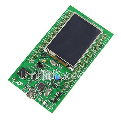 STM32F4 Discovery Kit for SMT32F429 with 2 4 QVGA TFT LCD / STM32F4