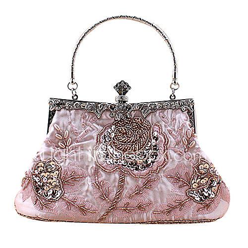 Beading Wedding/Special Occasion Evening Handbags/Top ...