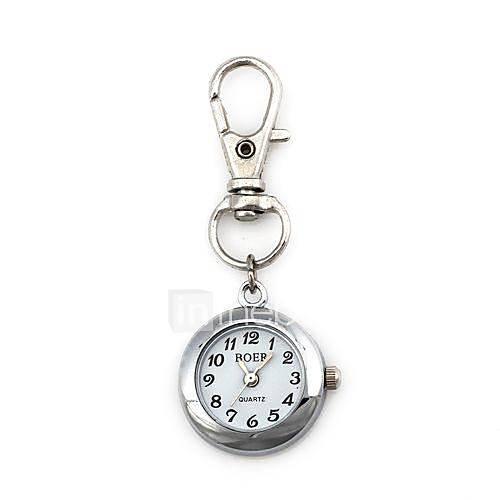 Mujer Reloj de Bolsillo Cuarzo Aleación Banda Plata Marca- Descuento en Lightinthebox