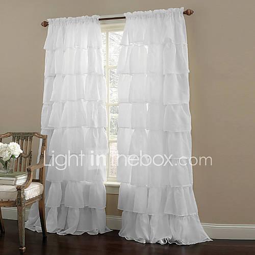 one panel curtain modern solid living room polyester. Black Bedroom Furniture Sets. Home Design Ideas