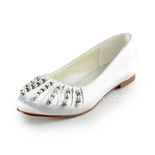 women 39 s wedding shoes closed toe flats wedding party evening black