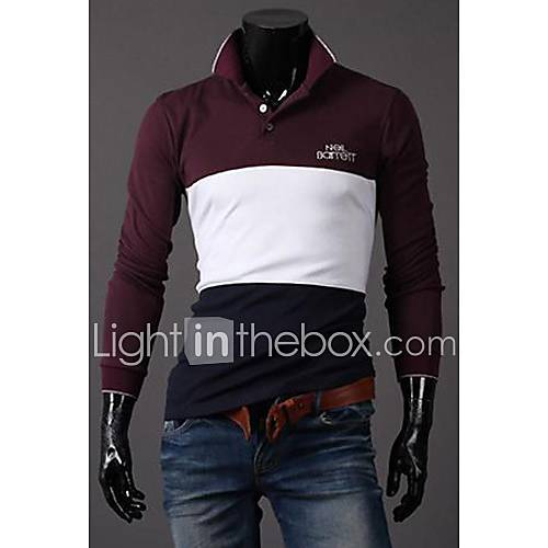 homens-debe-color-block-color-contrast-t-shirt