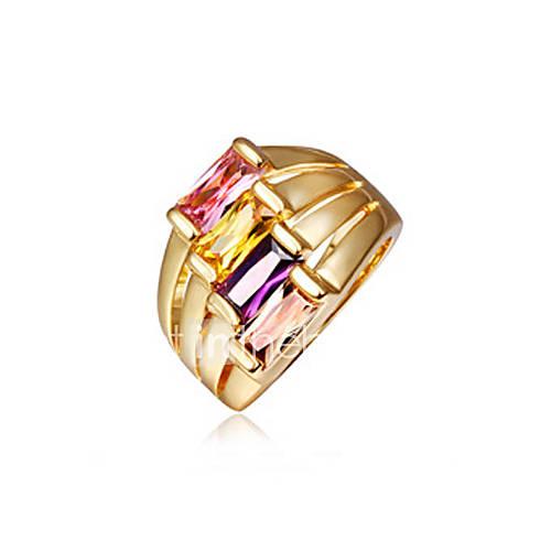 Meles Frauen-18K Gold Ohrringe