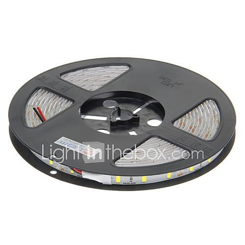 120W impermeabilizan los 5M SMD 300x5630 Enfriar la luz blanca de la lámpara LED Strip (12V DC)