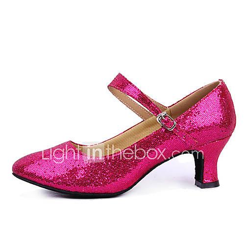 sapatos-y-type-banda-laser-paillette-couro-moderno-mostrar-feminina-arch-strap-chunky-heel-danca-sapatos-de-salto-6cm-fuchsia