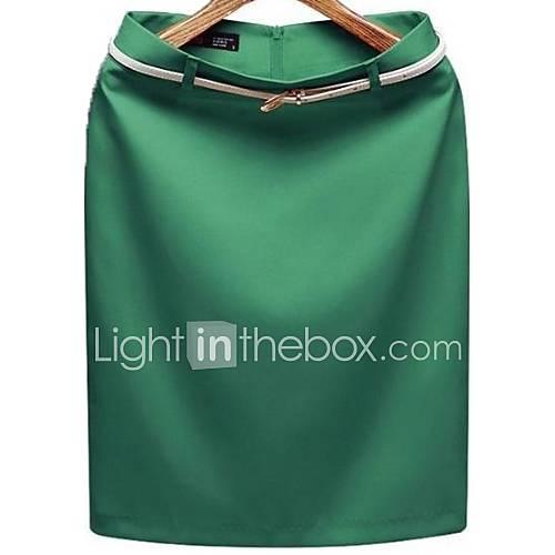 Roto Hermoso paquete falda de la cadera de las mujeres de cintura alta falda Profesional Uno Pace