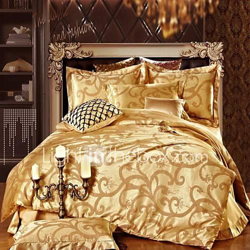 fleur m lange soie coton ensembles housse de couette de 1541942 2016. Black Bedroom Furniture Sets. Home Design Ideas