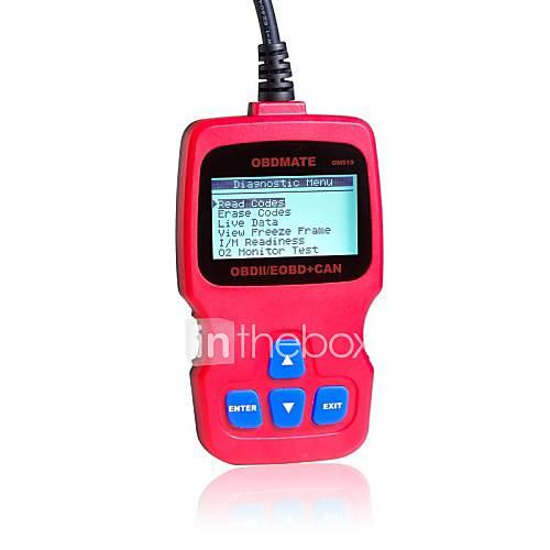 autophix OBDMATE om510 outil de diagnostic obd2 / voitures à essence obdii / EOBD lecteur de code et des voitures diesel