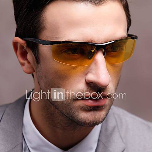 hot sale m nner reiten night vision goggles mode f r m nner sonnenbrillen polarizer. Black Bedroom Furniture Sets. Home Design Ideas