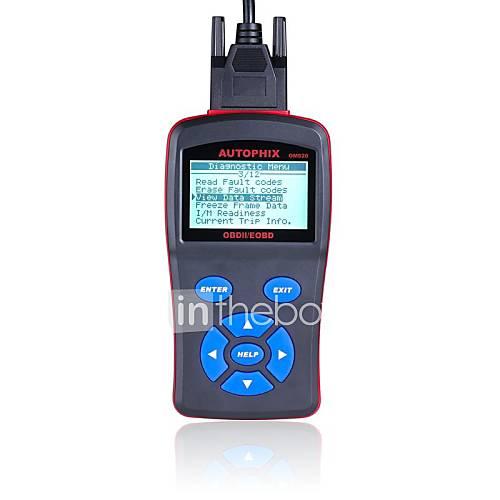 autophix OBDMATE OM520 outil de diagnostic obd2 / voitures à essence obdii / EOBD lecteur de code et des voitures diesel