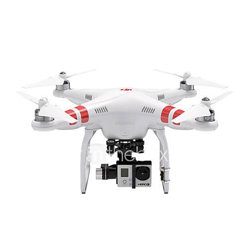DJI Phantom2 Quadcopter Avec Zenmuse H3-3D Gopro cardan Combo