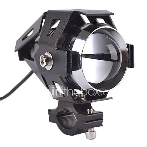 moto conversión de faros motocicleta faros LED super brillante iluminación-negro Descuento en Lightinthebox