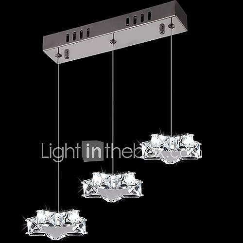 lampes suspendues trois lumière simple et moderne artistique