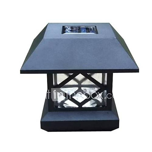 white solar post cap light deck fence mount outdoor garden fence lamp 1643157 2017. Black Bedroom Furniture Sets. Home Design Ideas