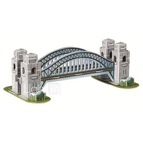 3d modelo de puerto de sydney puente de rompecabezas para - Jugueteria para adultos ...