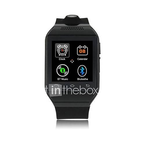 zgpax s19 bluetooth 3.0 teléfono elegante reloj pulsera (llamada / sms / sincronizar música desde Android / iOS móviles) Descuento en Lightinthebox