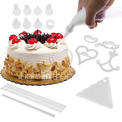 Queen Cake Decorating Decorating Icing Kit : 100 Pcs Cake Decorating Decoration Kit Icing Set Baking ...