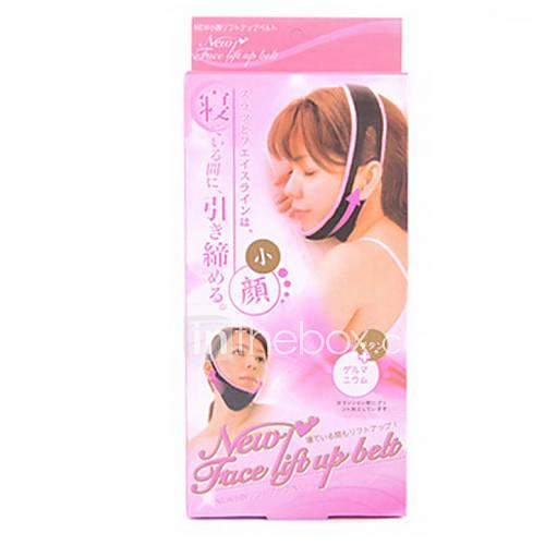 support de face à face minceur menton joue lever minceur ceinture de masque anti-rides du sommeil