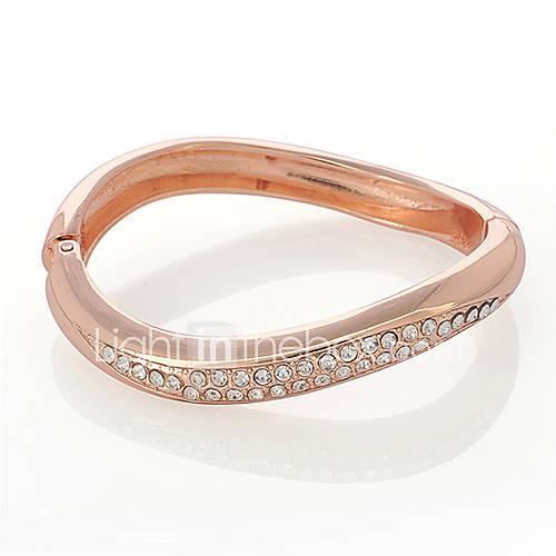 Daisy Damenmode Einfachheit Diamant-Armband