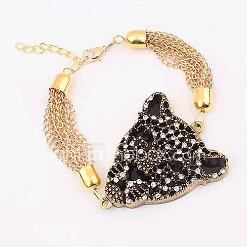 cru bracelet de diamants de la mode des femmes viva