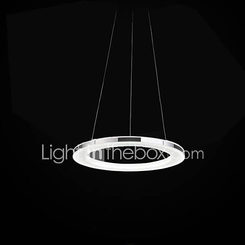 ... FINSTERWALDE - Lampadario moderno in acrilico in cromo con 7 lampadine