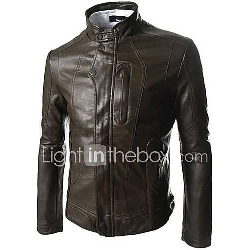 coreano-simples-colarinho-slim-jaqueta-de-couro-vestuario-charels-dos-homens