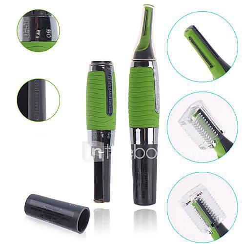 micro touch max oído personal ceja cuello nariz recortador de pelo removedor Descuento en Lightinthebox