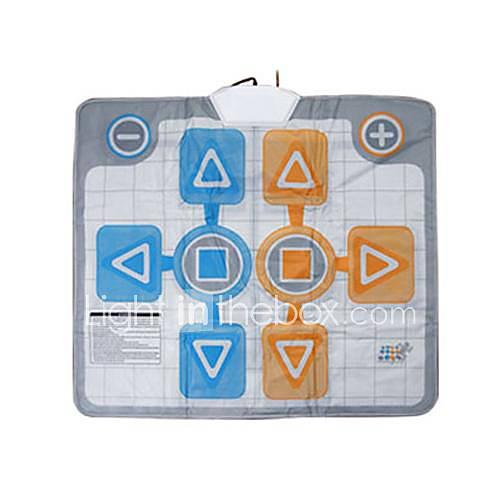 partido-mat-pad-2-danca-antiderrapante-para-nintendo-wii-gamecube-ngc-jogos-de-console