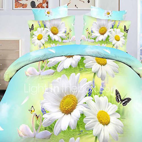 chenguang 3d gedrukt thuis textiel vier delige set 2069535. Black Bedroom Furniture Sets. Home Design Ideas