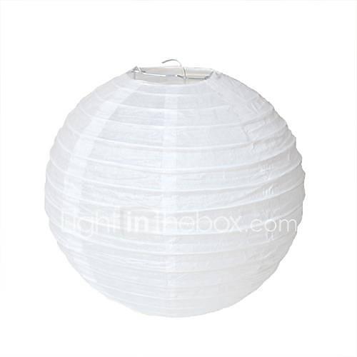 14 pulgadas chino linterna de papel (más colores)