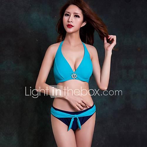 foclassy push-up, plus la taille bikini dos-nu des femmes soutien-gorge rembourré à armatures