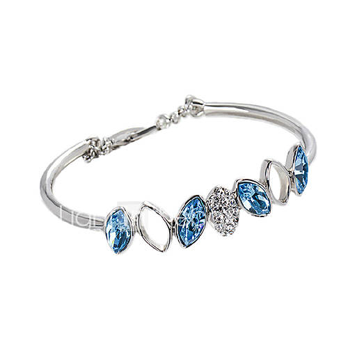 Daisy Damenmode Diamantkristall Armband