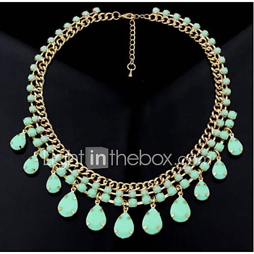 masoo fashional collier frais des femmes