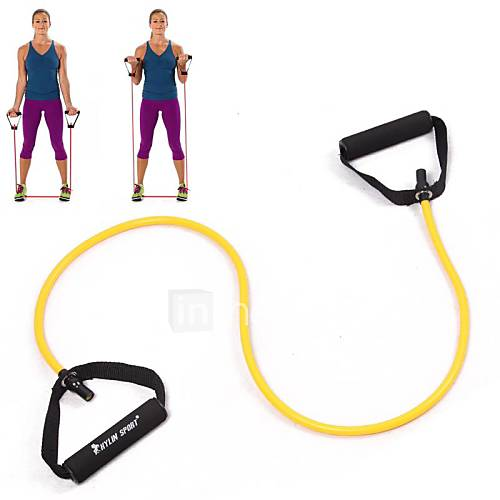 KYLIN SPORT™ Exercise Bands/resistance Bands, Yellow Tube