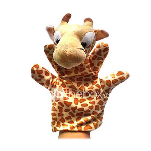Marionetta da dito animali cartone animato nuovi giochi - Cartone animato giraffe immagini ...