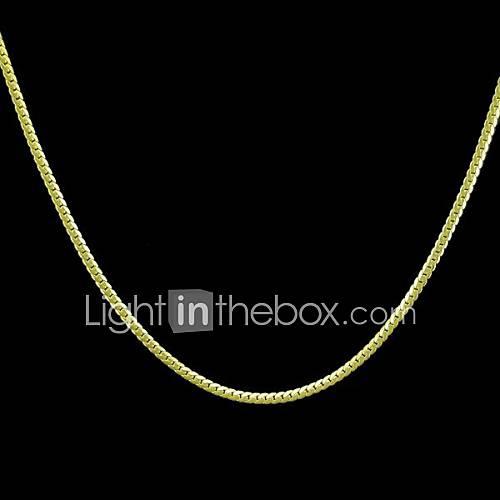 joias-colares-em-corrente-casamento-pesta-diario-casual-esportes-cobre-masculino-dourado-presentes-de-casamento