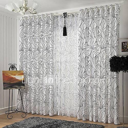 dois-paineis-rustico-neoclassicismo-europeu-moderno-floral-botanico-multi-cor-quarto-poliester-cortinas-cortinas