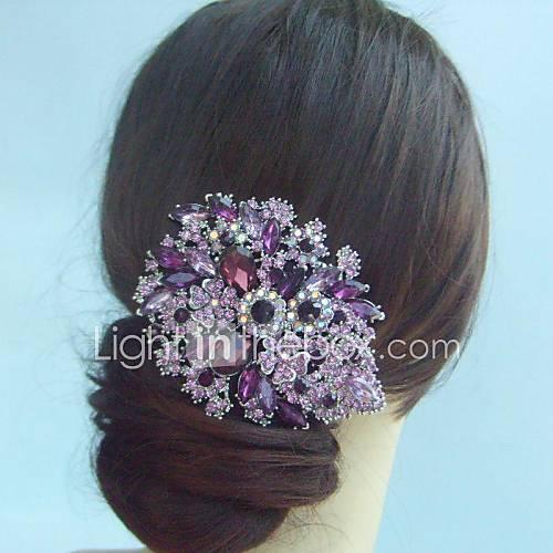 liga-de-moda-headpieces-pente-flor-de-cabelo-de-cristal-strass-roxo-das-mulheres