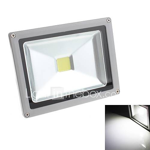 Zweihnder 20 W 1 COB 1800 LM Natural White Decorative Flood Lights AC 85 265